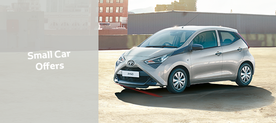 Best Small Cars Small Cars Toyota Uk