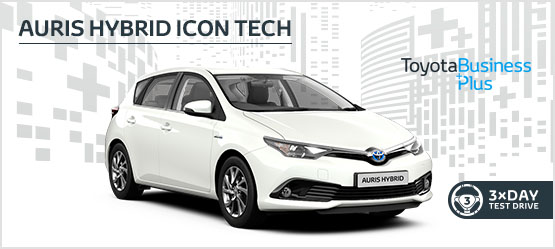 "<h3 style=""text-align: left;""><strong>Auris Hybrid Icon Tech £199 + VAT per month* (Customer maintained)</h3></strong>"