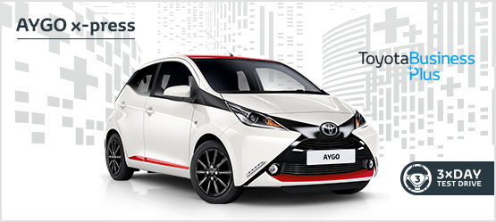 "<h3 style=""text-align: left;""><strong>AYGO x-press £139 + VAT per month* (Customer maintained)</h3></strong>"