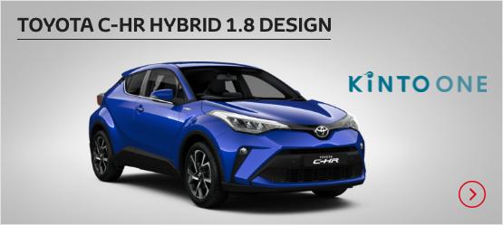 Toyota C-HR Hybrid Design 1.8