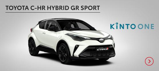 Toyota C-HR Hybrid GR Sport </br data-verified=