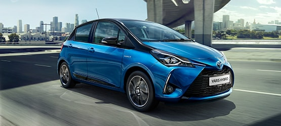 Toyota Hybrid Range Toyota Uk