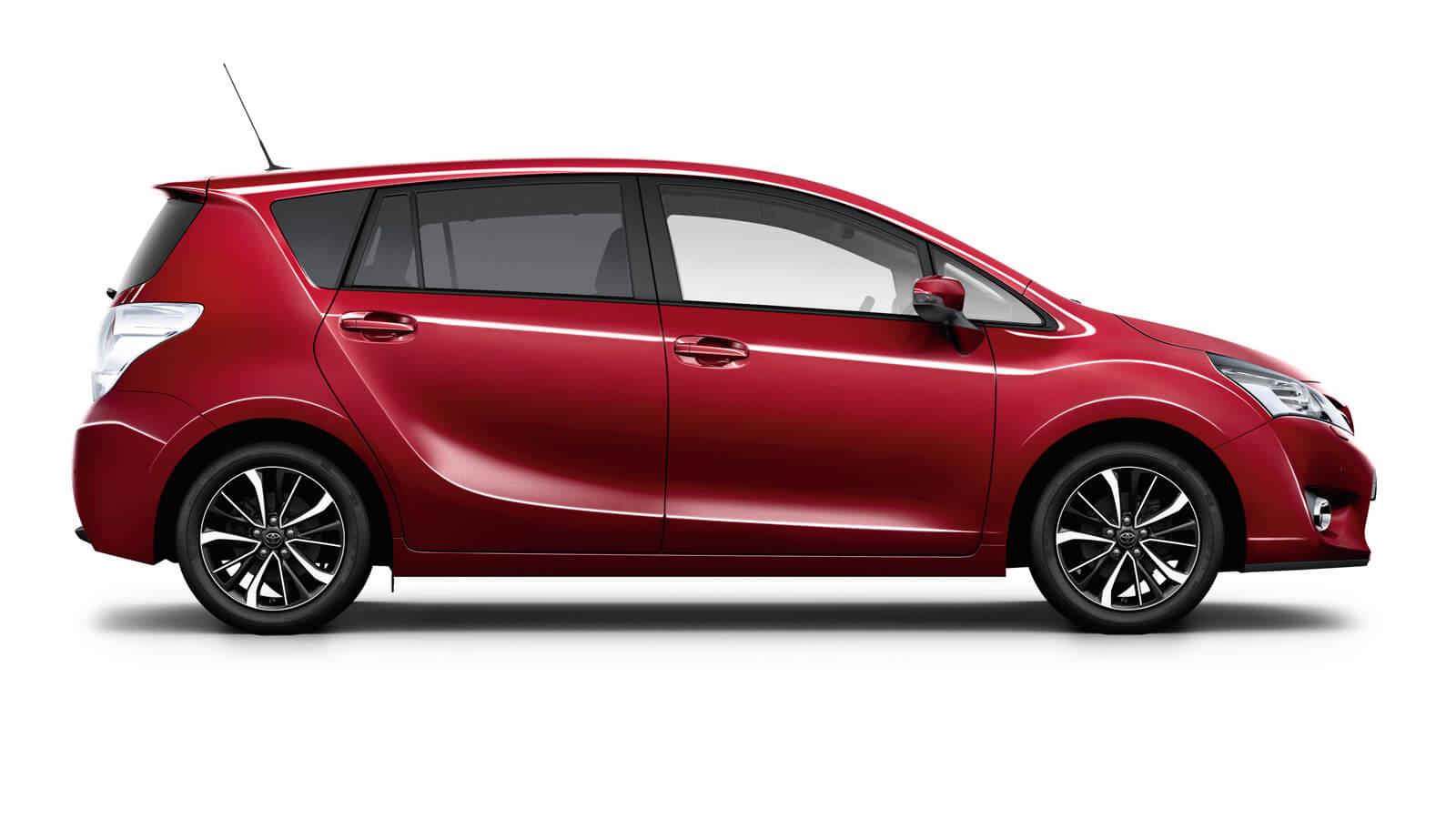 עדכני Toyota Verso | Used Cars | Toyota UK MP-59