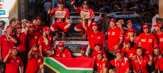 Dakar Rally 2014 - Second Week Review