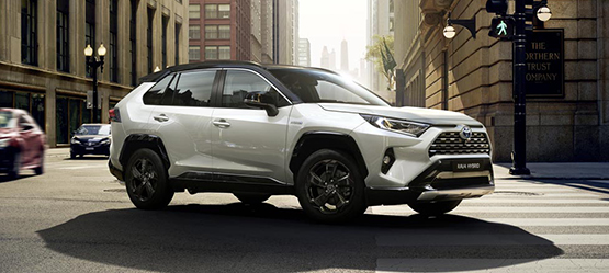 All-new 2019 RAV4 Hybrid from €35,900 or from €273 per month**