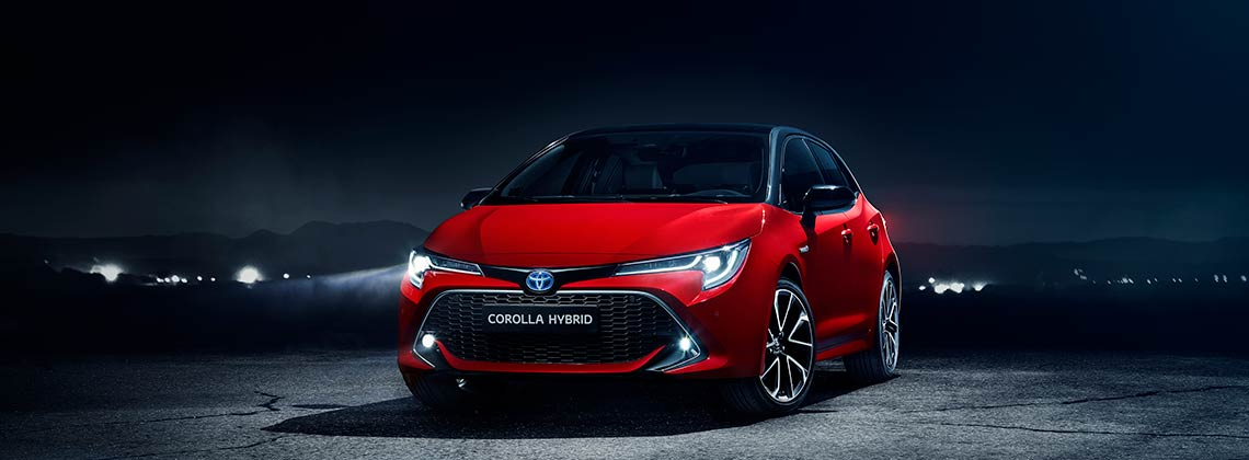 The All New 2019 Toyota Corolla Hatchback Toyota Ireland
