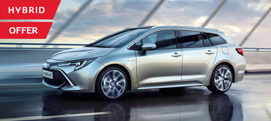 New Corolla Touring Sports Hybrid