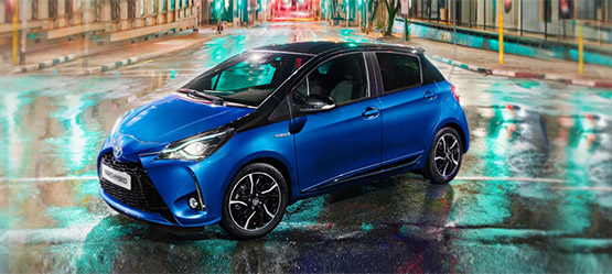 What Car? Survey shows Yaris with perfect record