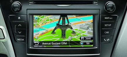 Toyota Navigation System Map Updates | Toyota Ireland