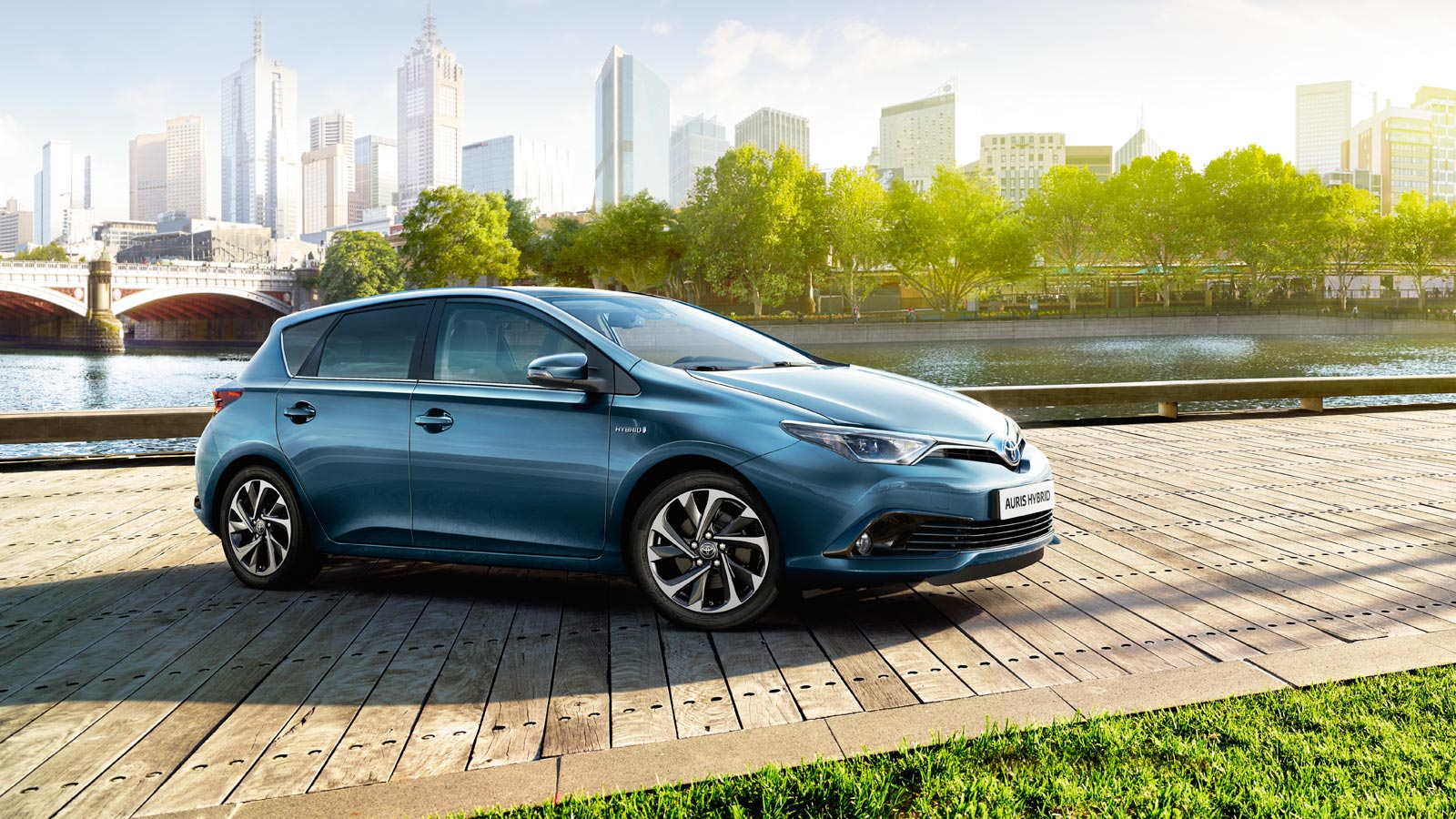 Toyota Launches 2015 Auris Toyota Ireland
