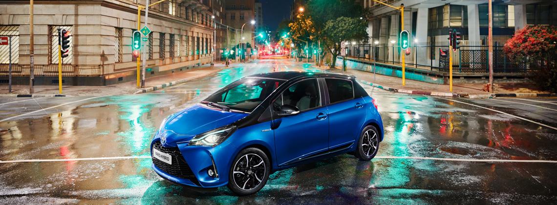 New 2017 Toyota Yaris