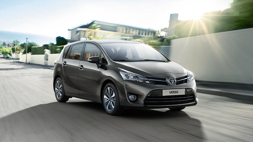 מדהים טויוטה ורסו - הודעה על הפסקת יבוא דגמים חדשים | Toyota NE-88