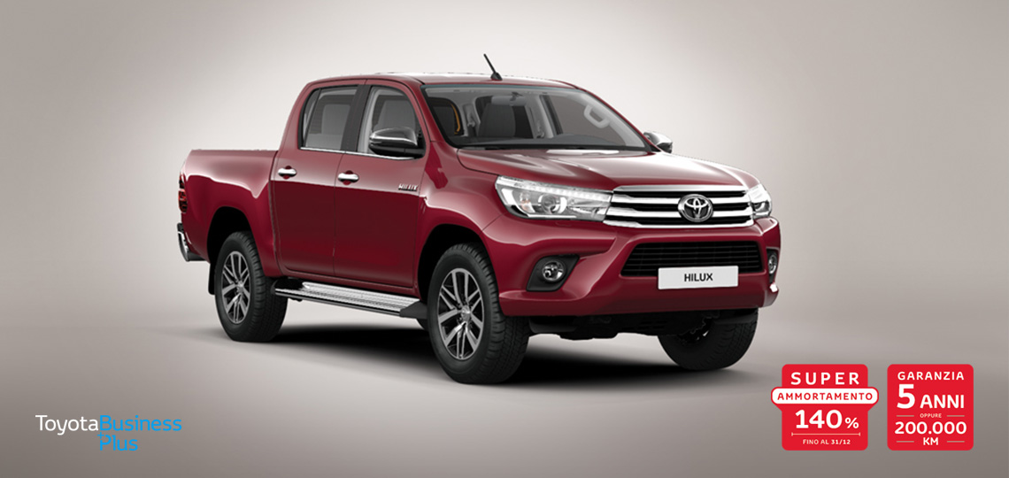 Hilux - BusinessPlus