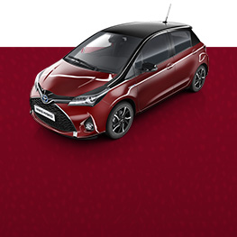 Yaris Trend Red Edition