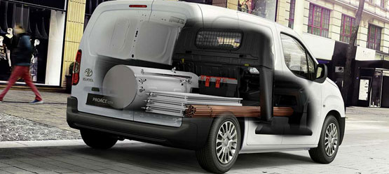 Proace City Smart Cargo