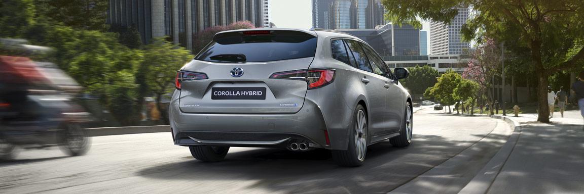 Toyota Corolla Touring Sports esterni