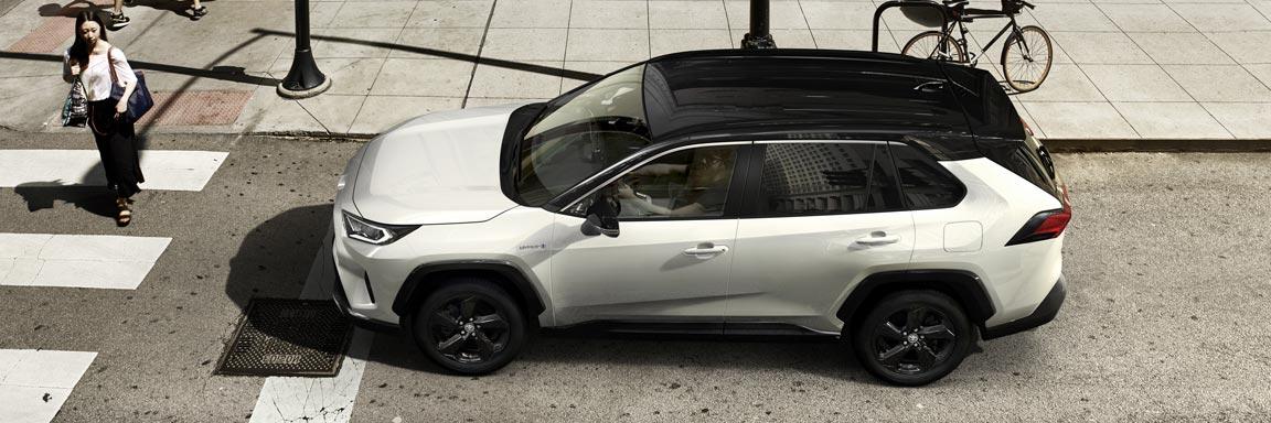 Toyota RAV4 esterni