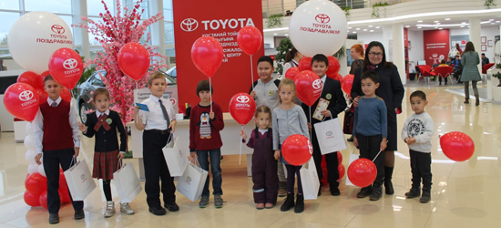 "15/11/2017 СОЦИАЛЬНЫЙ ПРОЕКТ ""KIDS ROAD SAFETY"""