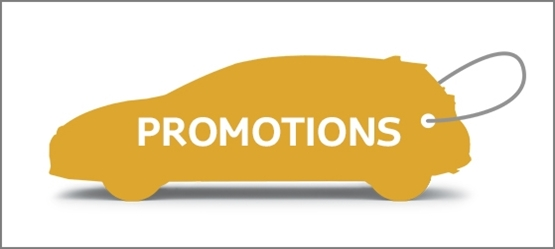Promotions Toyota
