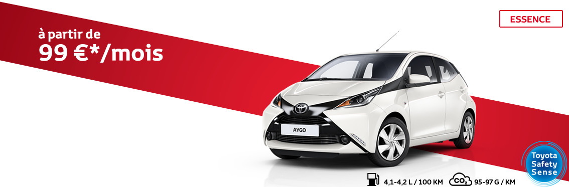 AYGO 1.0 Essence x-play avec pack x-fresh 5 portes
