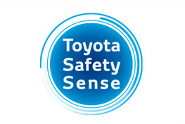 Logo de Toyota Safety Sense