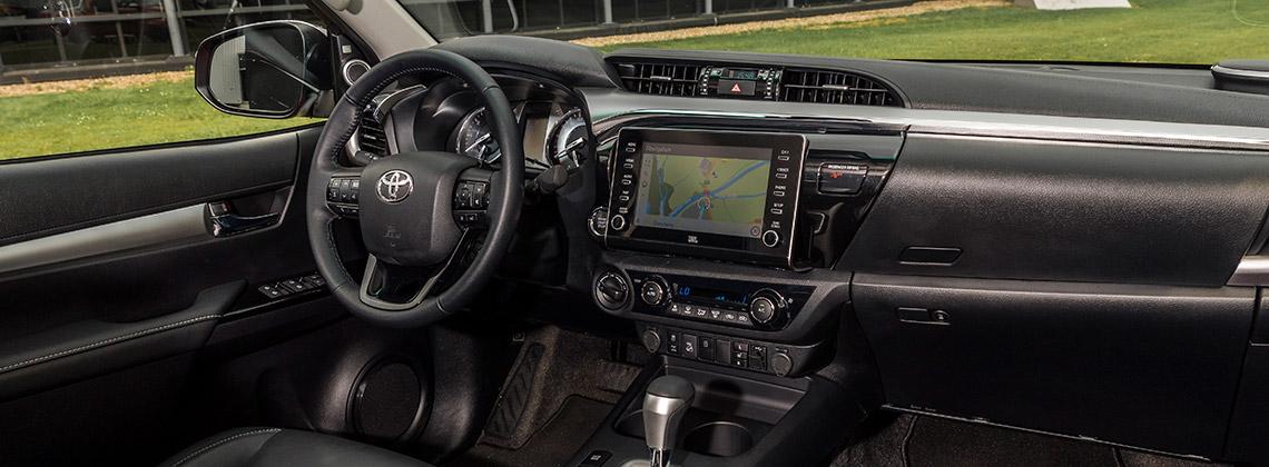 Dit is de nieuwe Toyota Hilux
