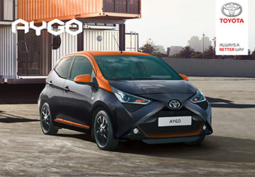 Aygo - Prijzen en specificaties