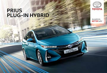 Prius Plug-in - Prijzen en specificaties
