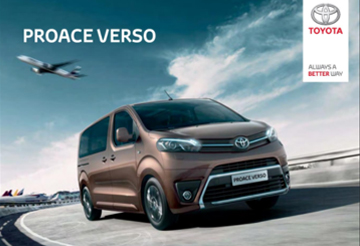 Proace Verso - Model Brochure