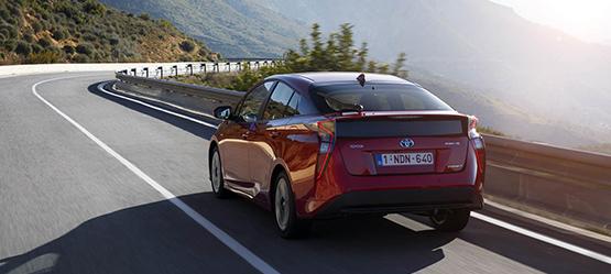 Status Hybride Rijden In Nederland Toyota