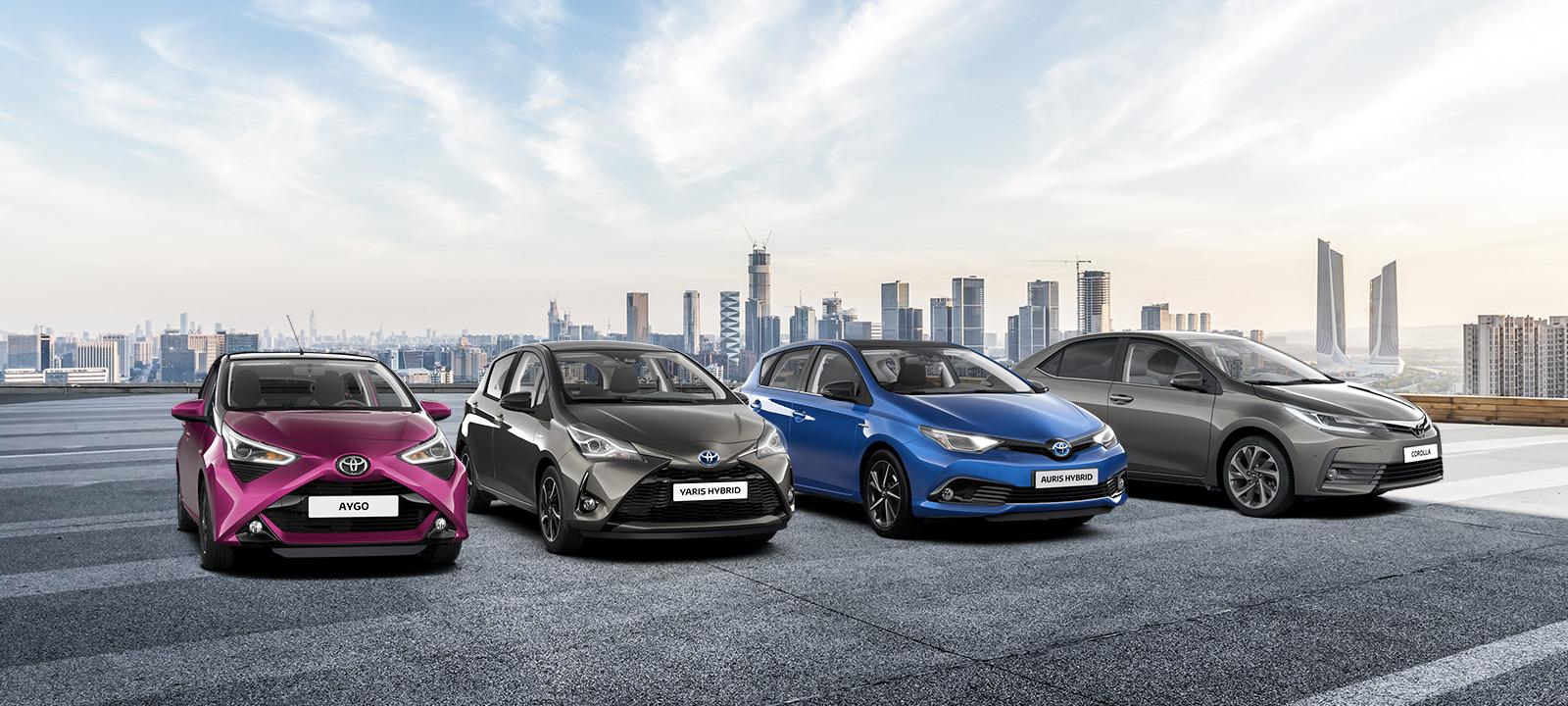 Niewiarygodnie Toyota Radość - Nowe samochody do 40, 50, 60 i 70 tys. zł | Toyota UD71