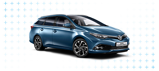 Toyota Auris Touring Sports Business
