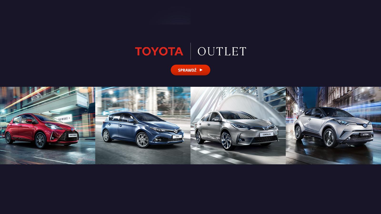 Niewiarygodnie Toyota | Samochody osobowe - sprawdź ceny i promocje IT24