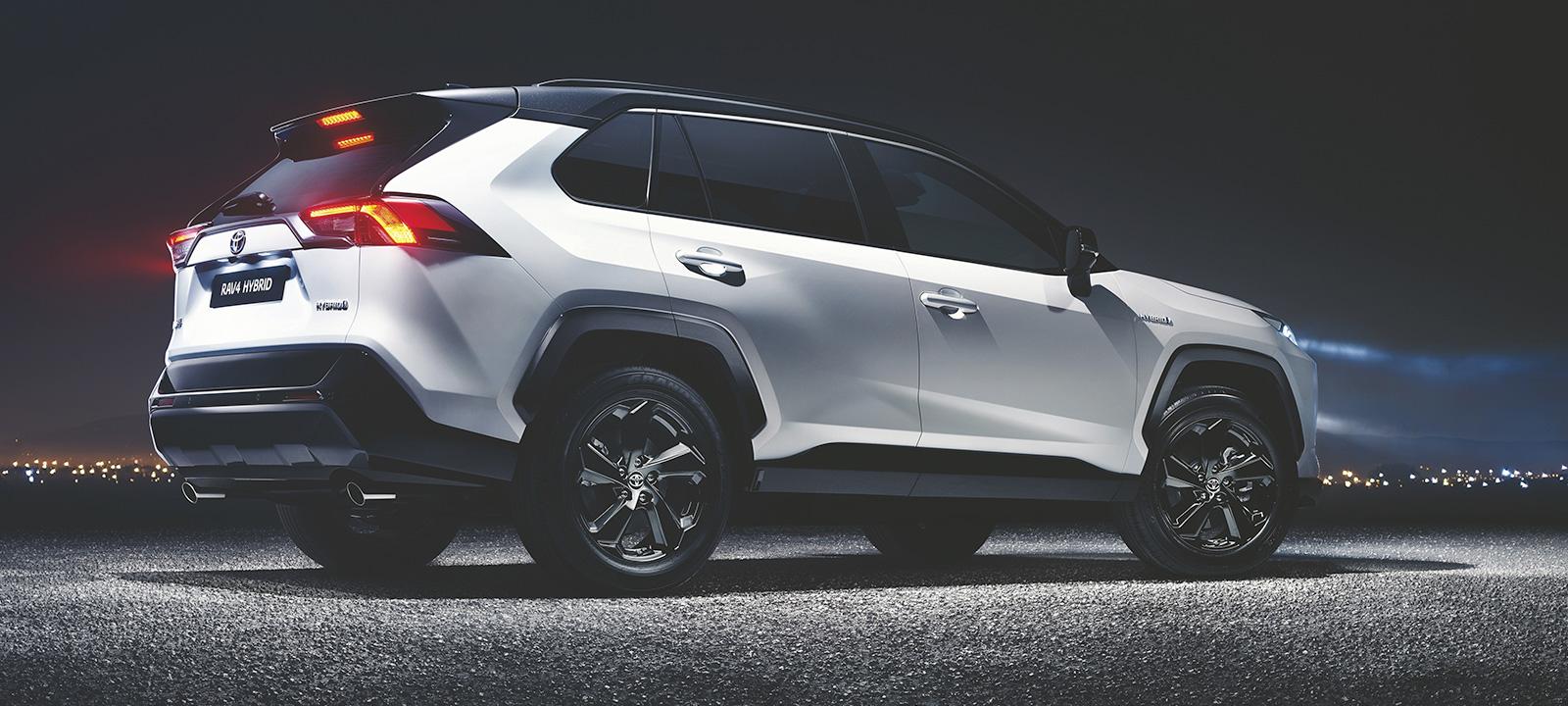 Toyota Nowy Rav4 Debiut Piątej Generacji W Nowym Jorku