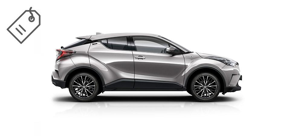 Toyota C Hr Na Busca Do Movimento Perfeito 281 91 M 234 S