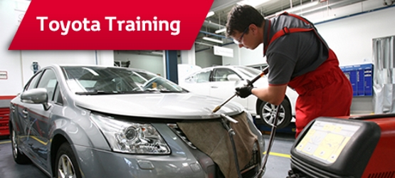 Toyota Training