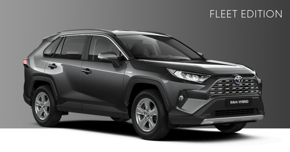 RAV4 AWD-i Fleet Edition
