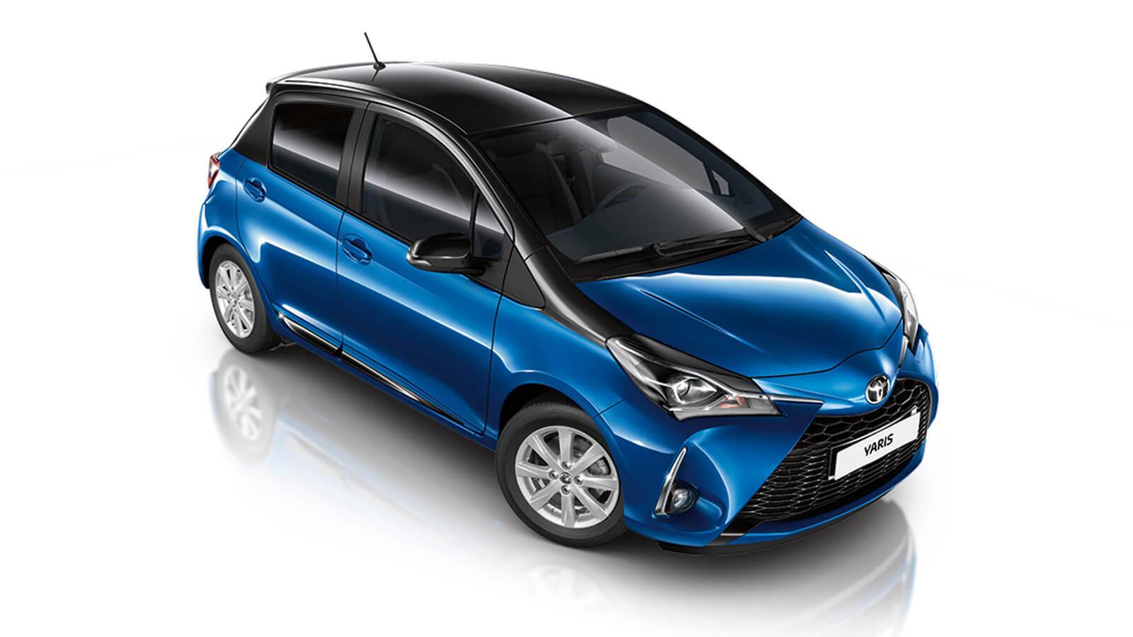 Toyota Yaris - yeni tasarımlı, ekonomik bir otomobil
