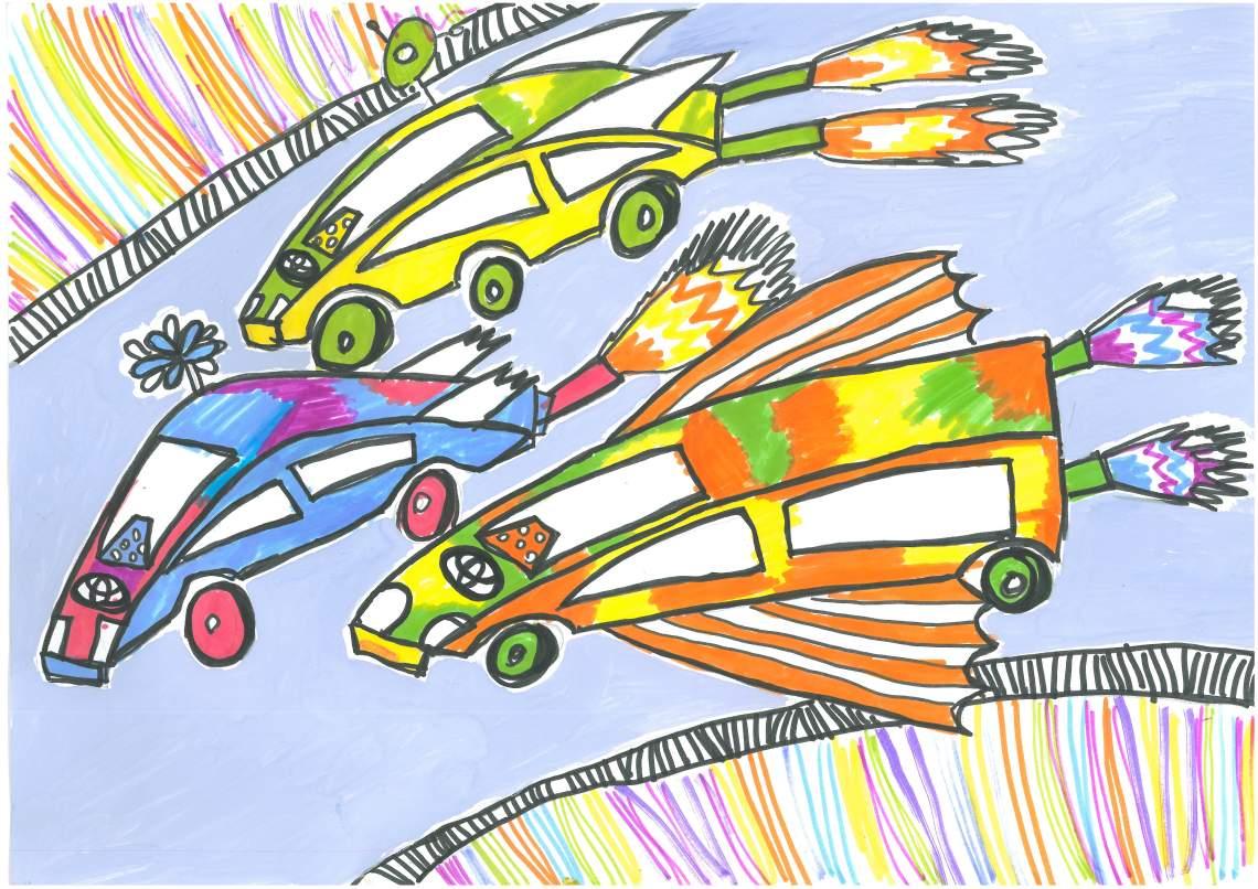 Друге місце:  Від дилерського центру Тойота Центр Авто-Плаза, м. Херсон Романюк Аріна, 7 років