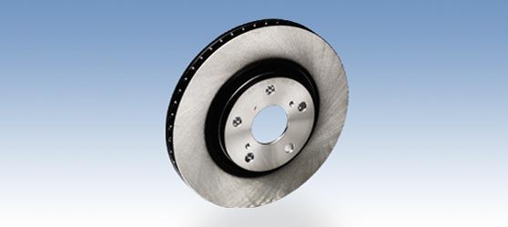 Гальмівні диски та колодки Toyota