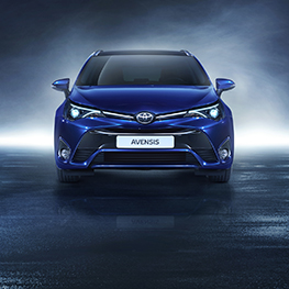 Avensis video